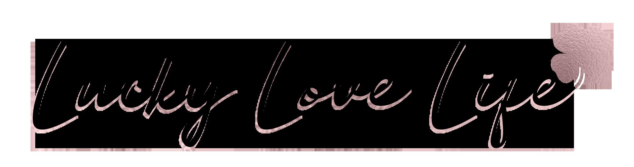 Lucky Love Life | Mindset and Success Coach